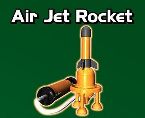 Air Jet Rocket by EastColight