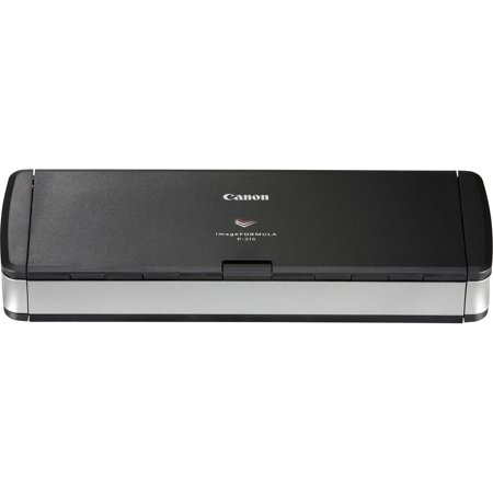 Canon, CNMP215II, P-215II Scan-tini Personal Document Scanner, 1 Each,
