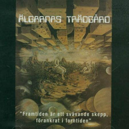 Framtiden Ar Ett Svavande Skepp Forankrat I (CD) ()
