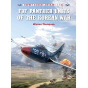 F9F Panther Units of the Korean War - eBook