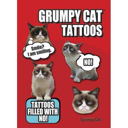 Grumpy Cat Tattoos](Cheshire Cat Tattoo)