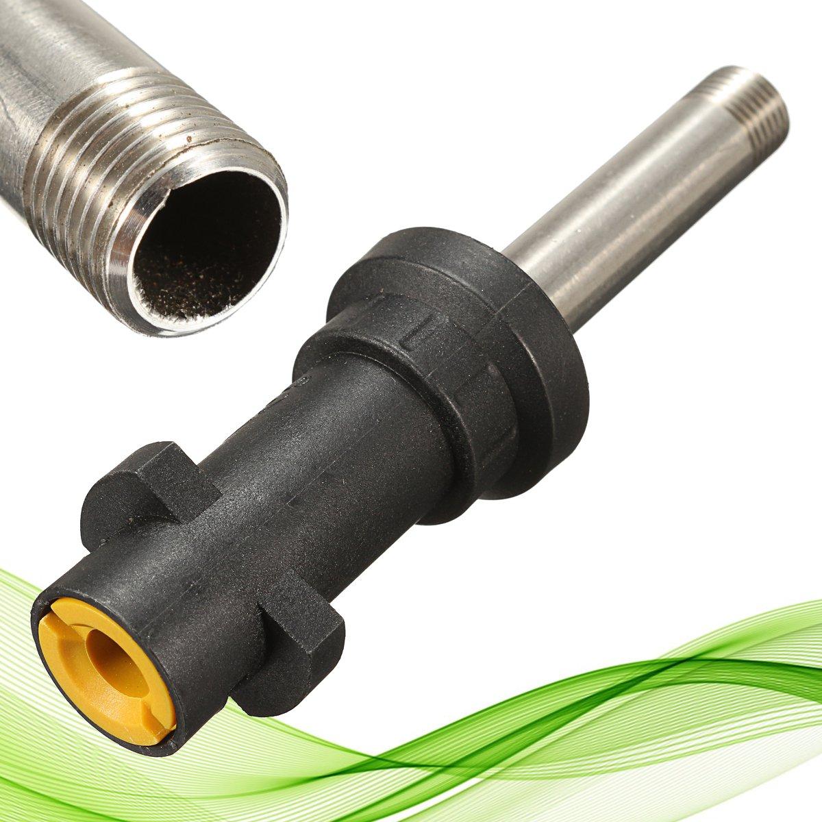 1/4  High Pressure Washer Snow Lance Compatible Adaptor adaptor For Karcher K-Series