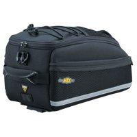 Topeak RX TrunkBag EX Rear Rack Bike Gear Bag With Shoulder Strap, Top Bungee