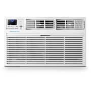 Emerson Quiet Kool EATC12RSE2T 230V 12,000 BTU Smart Through-The-Wall Air Conditioner with Remote, Wi-Fi, and Voice Control, 12000, White