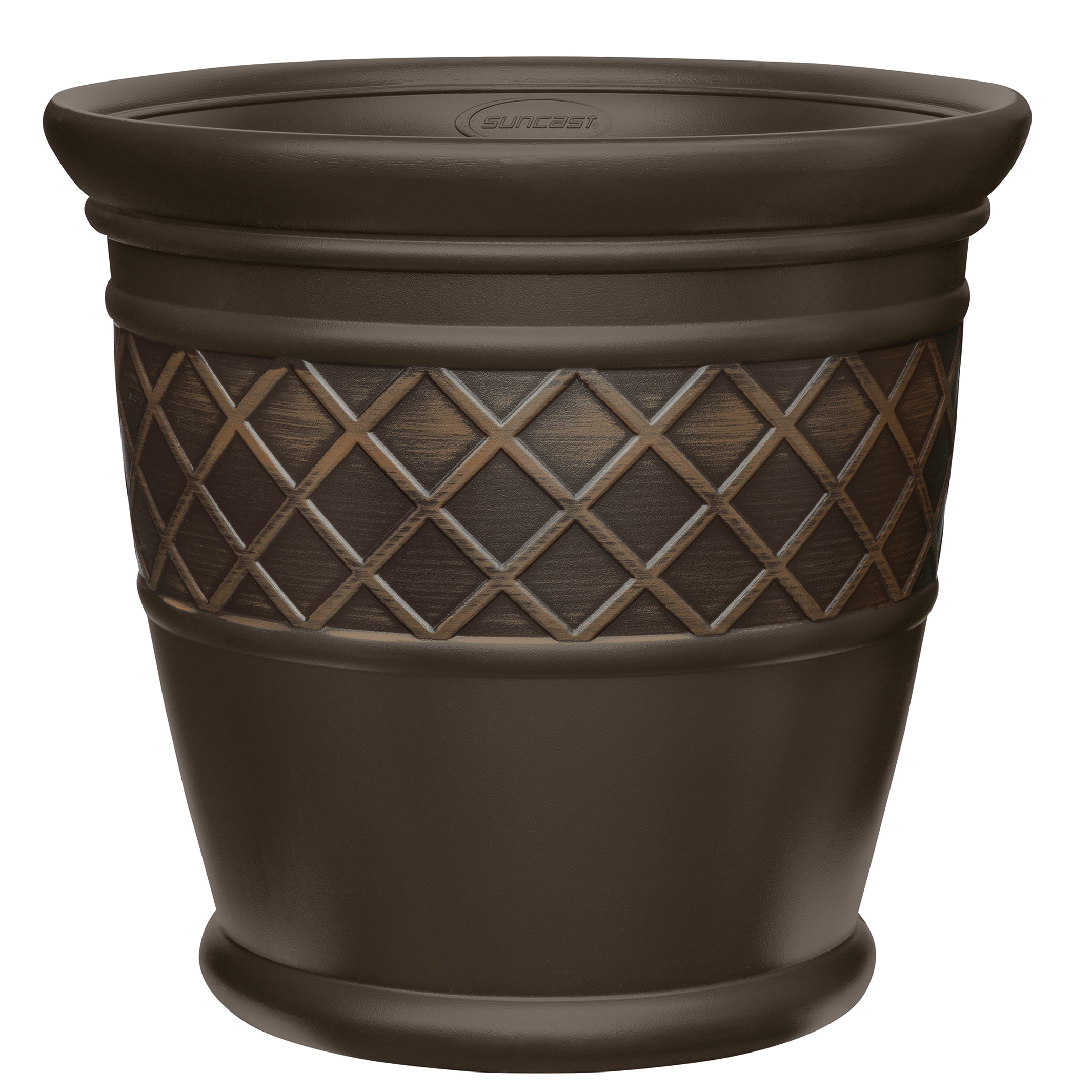 "Better Homes and Gardens 22"" Lattice Planter"