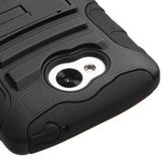 For LG Transpyre Impact Advanced Armor Protector Cover Case w/ Kickstand