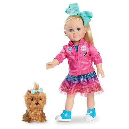 Blue Barbie Doll Shoes