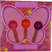 Mariah Carey 11247112 Lollipop Remix Variety By Mariah Carey 3 Piece Mini Variety Set With Remix Inseperable & Remix Never Forget You & Remix Vision Of Love And All Are Eau De Parfum Rollerball .27 Oz