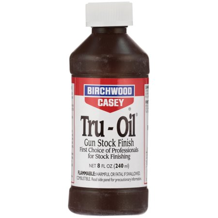 BIRCHWOOD CASEY TRU-OIL GUN STOCK FINISH 8 OZ