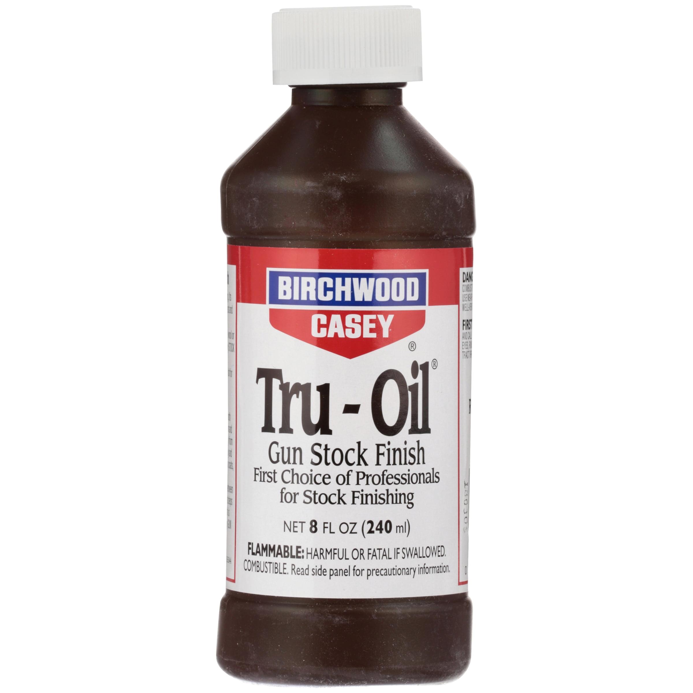 Birchwood Casey Tru-Oil Stock Finish, 8 oz Liquid