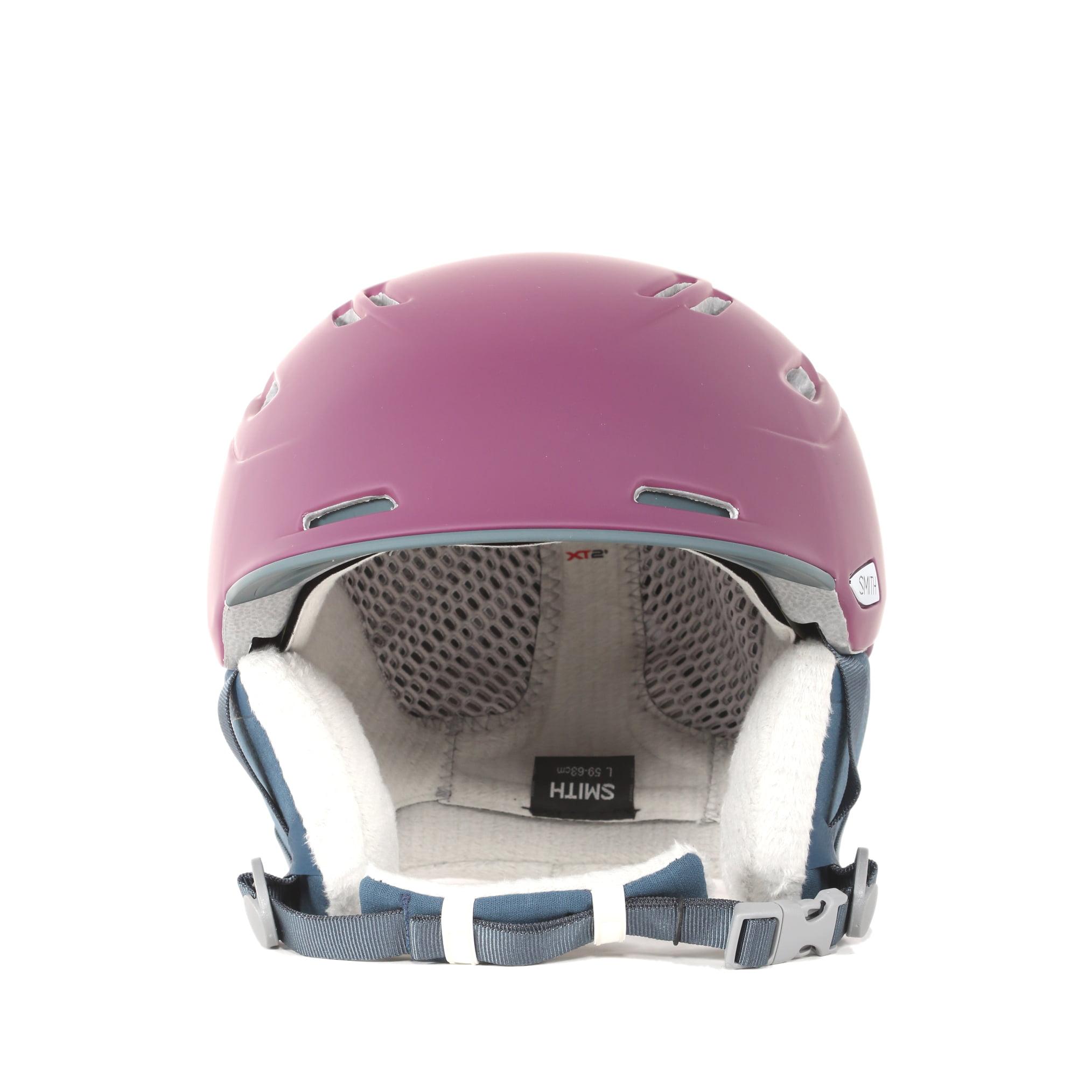 Smith Optics Compass Matte Grape MIPS Ski Snowboard Helmet by