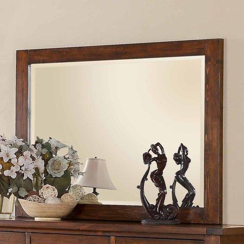 Modus Furniture Cally Rectangular Dresser Mirror by Modus Furniture