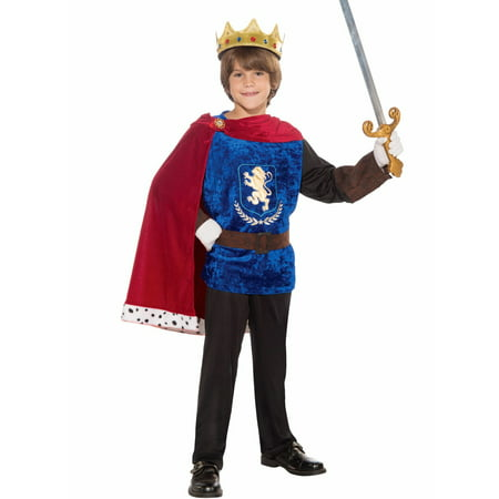 Prince Charming Kids Costume - Prince William Halloween Costume