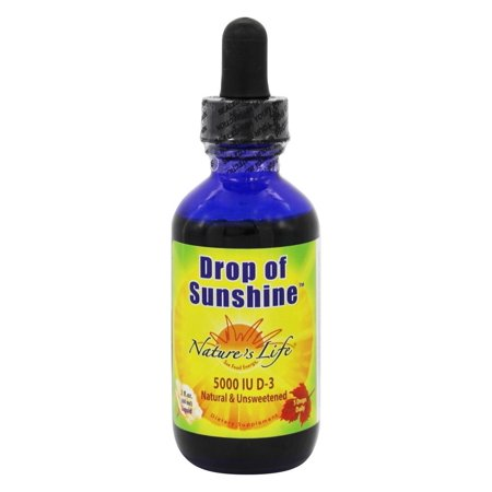 Nature's Life - Drop of Sunshine D3 5000 IU - 2 -