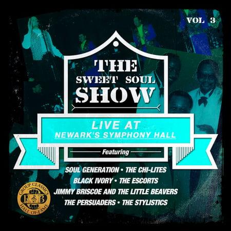 Sweet Soul Show: Live at Newark's Symphony Hall 3 (Limp Bizkit Home Sweet Home Bittersweet Symphony)