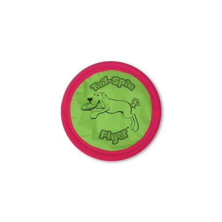 Fake Dog Tail (Booda Tail Spin Flyer Dog toy,)