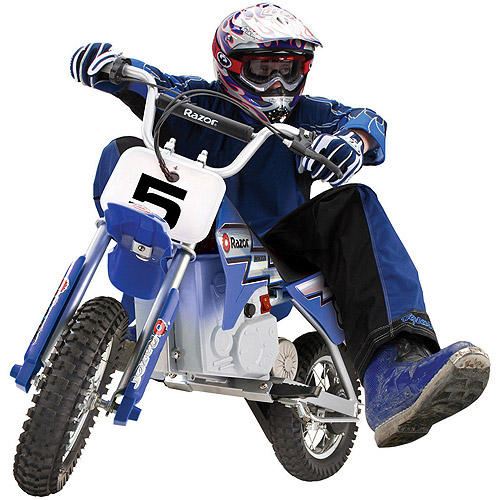 Razor MX350 Dirt Bike Blue