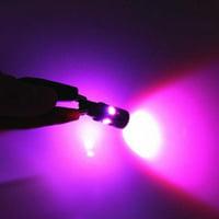 1pcs High Quality T10 LED W5W Car LED Lamp 12V Light Auto Bulbs BU