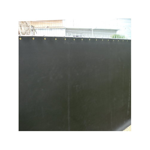 Riverstone Shade Cloth System with Corner Grommets - 6 x 15 ft.