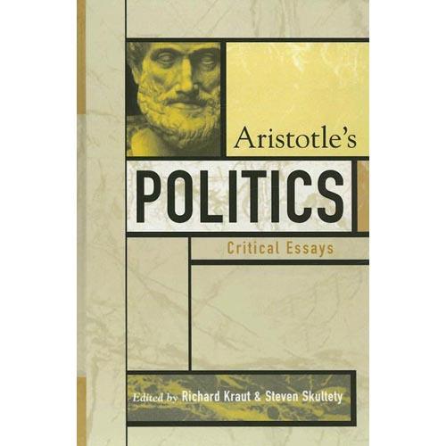 Aristotle's Politics: Critical Essays