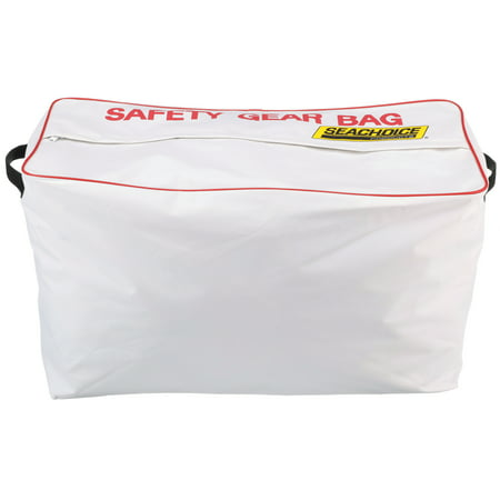 Seachoice 44980 Large-Capacity Heavy-Duty Emergency Marine Safety Gear Bag,