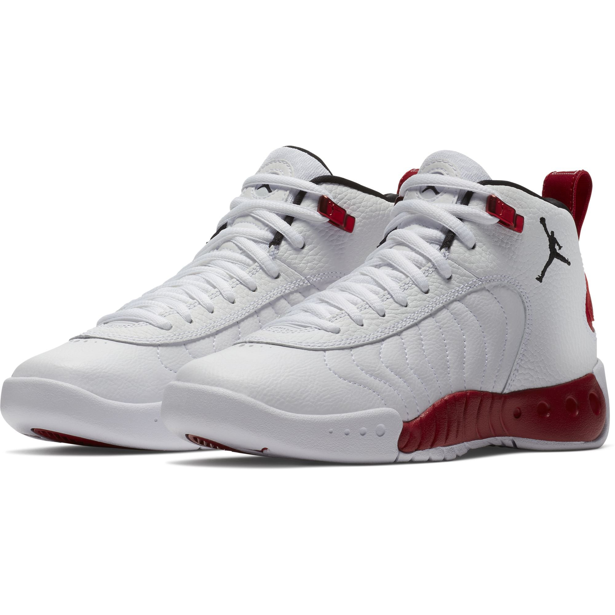 0548def125f68d ... air jordan jumpman pro strong afce8 6754b  official store jordan nike  907973 120 jordan boys jumpman pro basketball shoe white black gym red