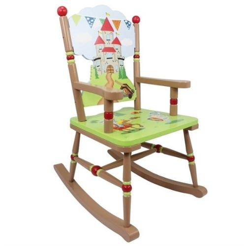 Fantasy Fields Knights & Dragon Rocking Chair