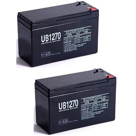 UPG - BATTERY APC RS, RS800,RS810,BACK-UPS,12V 7AH - 2 Pack