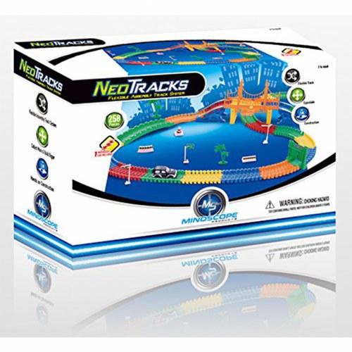Mindscope Neo Tracks Flexible Assembly Track System