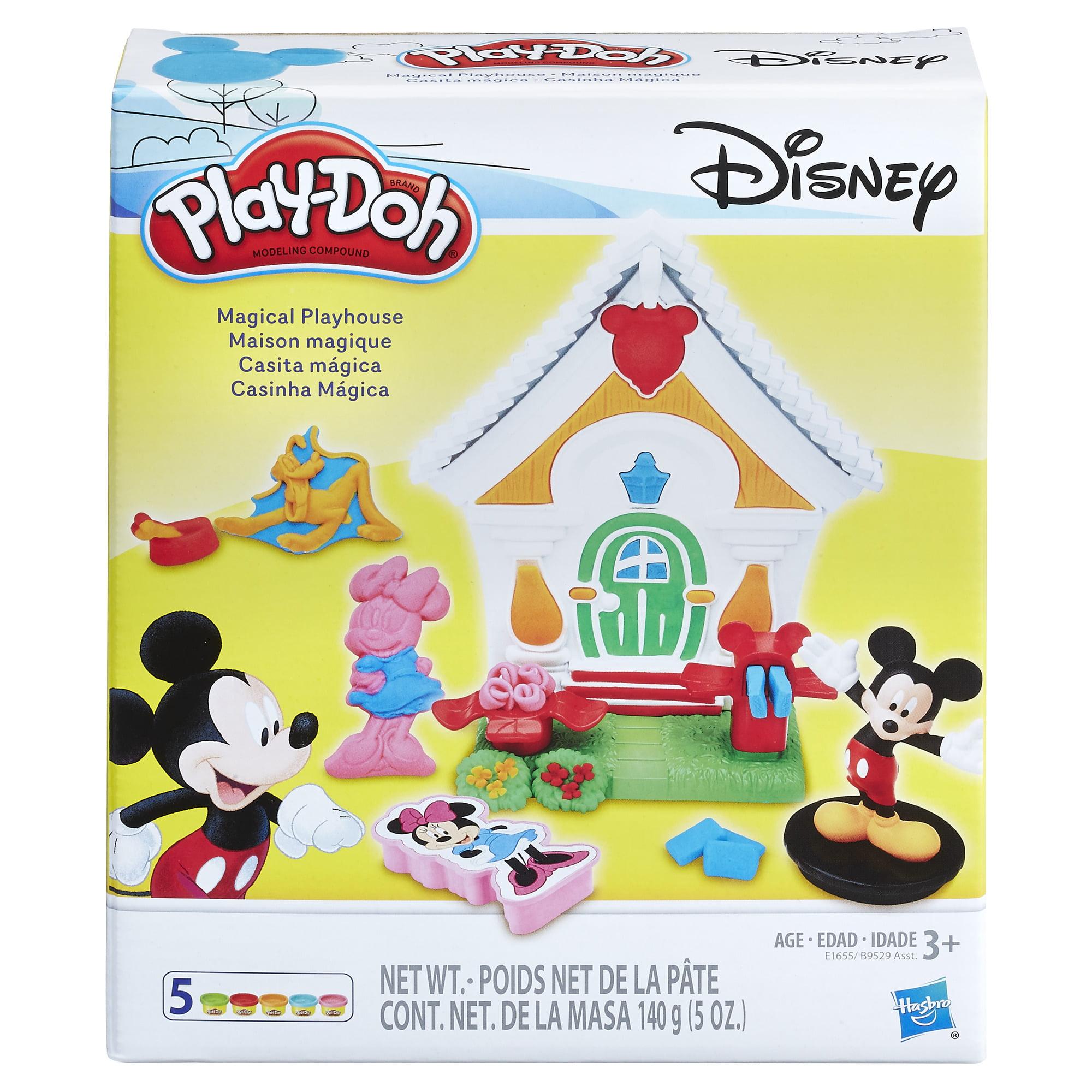 Play-Doh Disney Disney Mickey Mouse Magical Playhouse Set by Hasbro Inc