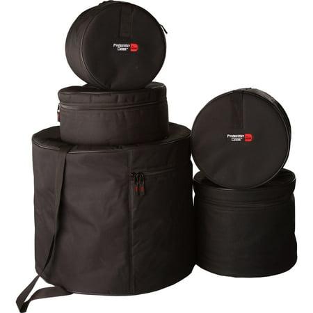 Gator GPFUSION100 Protechtor 5-Piece Fusion Drum Set - Fusion Drum Bag Set