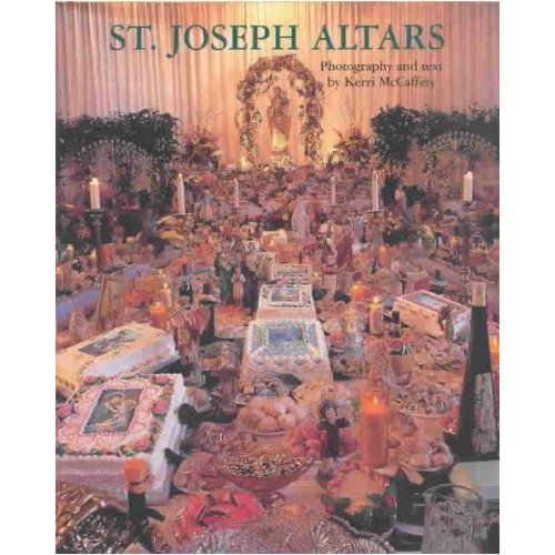 St. Joseph Altars: Photography and Text