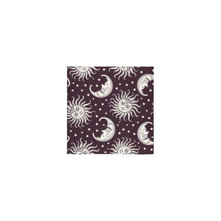 "ZKGK Sun Moon Star Washcloth Bath Towel Bathroom Towel 13""x13"""