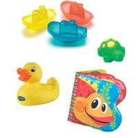 Playgro Bath Play Pack, 7 Piece