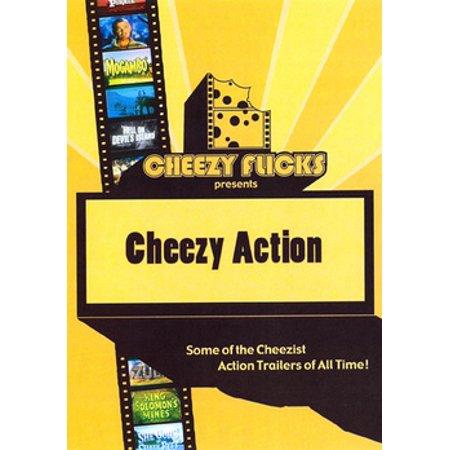 Cheezy Action Trailers (DVD) - Vendetta Di Halloween Trailer