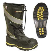 Baffin Size 12 Composite Toe Pac Winter Boots, Men's, Black, POLAMP02