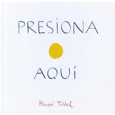 Presiona Aqui (Press Here Spanish language