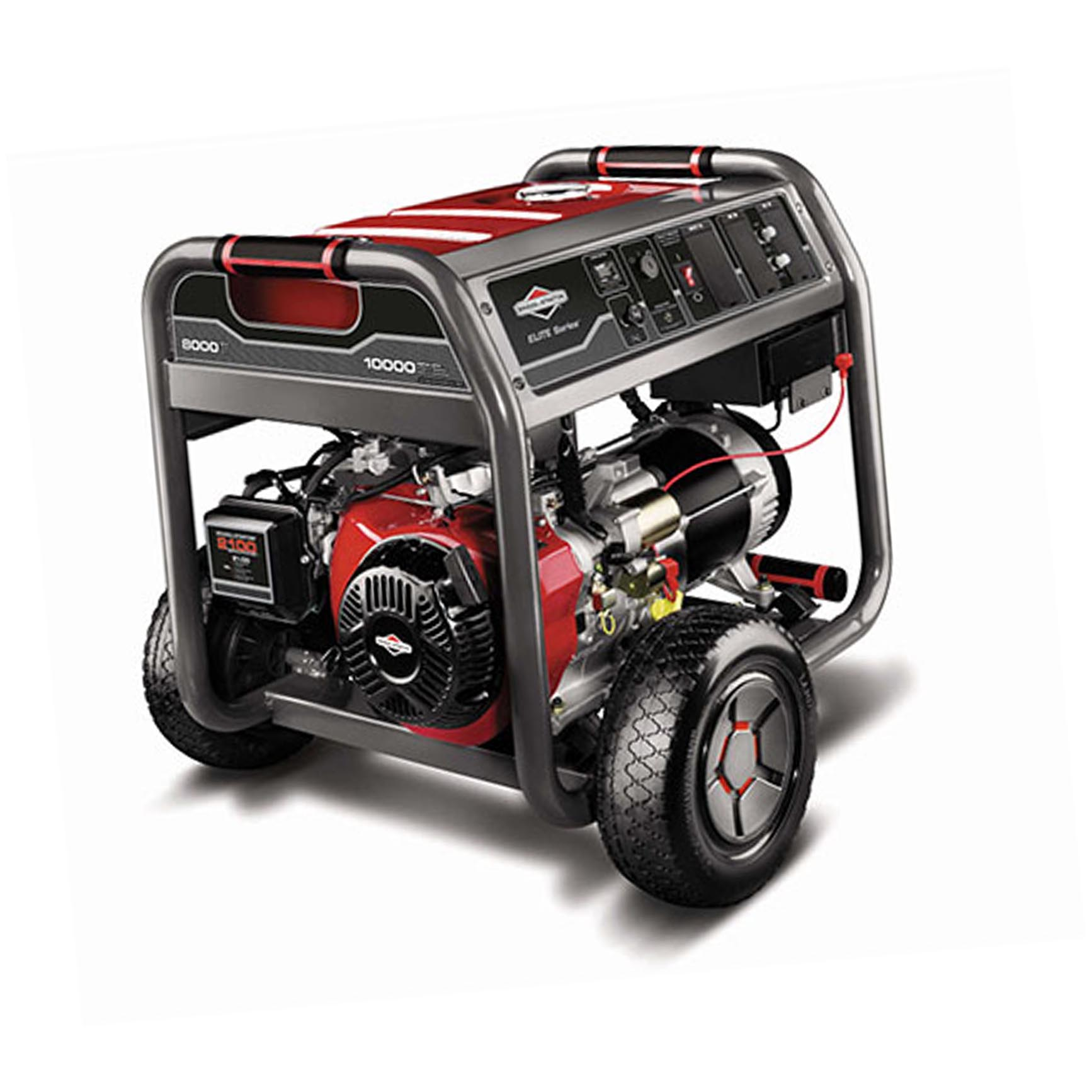 Briggs & Stratton 30664 8000W Running & 10,000W Starting Portable Gas Generator