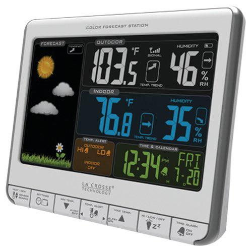 La Crosse Weather Station by Problem Solvers