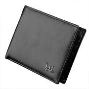 Mens Synthetic Leather Purse Wallet Pockets Credit/ID Cards Holder YASTE