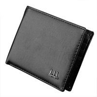 Deals on YallStore Mens Synthetic Leather Purse Wallet