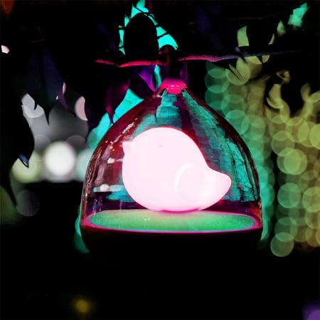 Cute Birdcage Lamp Energy Saving LED Night Light (Energy Bird)