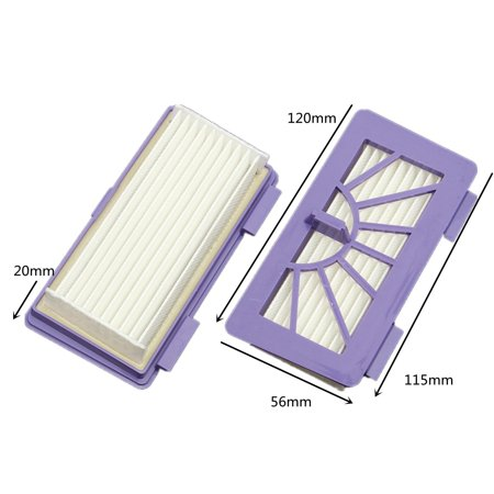 10 x Hepa Filter For Neato xv-11 xv-12 xv-14 xv-15 xv-21 Replace Robotic Cleaner - image 6 of 7