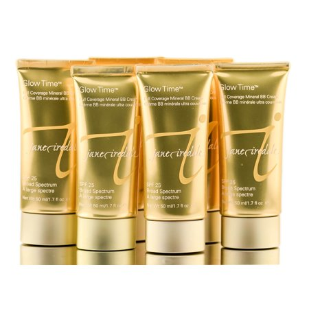 Jane Iredale Glow Time Full Coverage Mineral BB Cream ( (Glow Time Full Coverage Mineral Bb Cream)