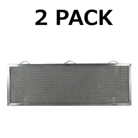 2 Filter for Dacor 1184172 Grease Mesh Range Hood Vent Replacement AFF195-M