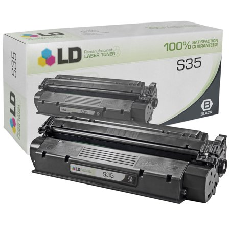 LD Remanufactured Black Laser Toner Cartridge for Canon 7833A001AA (S35) for use in the ICD-340, ImageClass D320, D340, D383 Printers