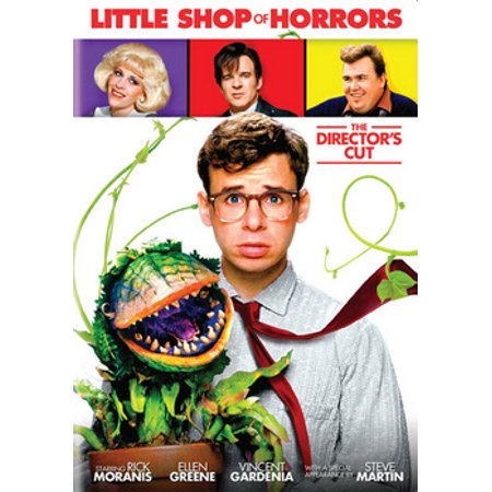 Little Shop Of Horrors (DVD) - Halloween Horror Movies 80s