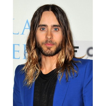 Jared Leto At Arrivals For Dallas Buyers Club Premiere Canvas Art -  (16 x - Jared Leto Tattoo