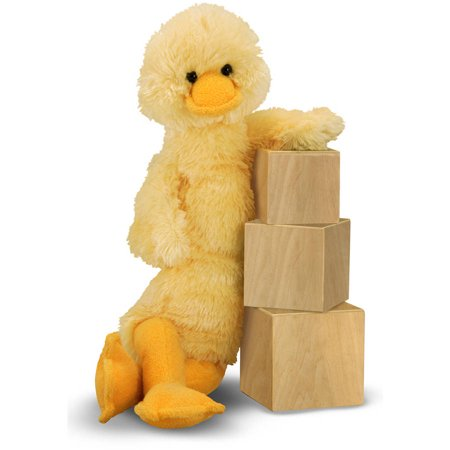 Melissa Doug Longfellow Duck Stuffed Animal Nearly 2 Feet Long