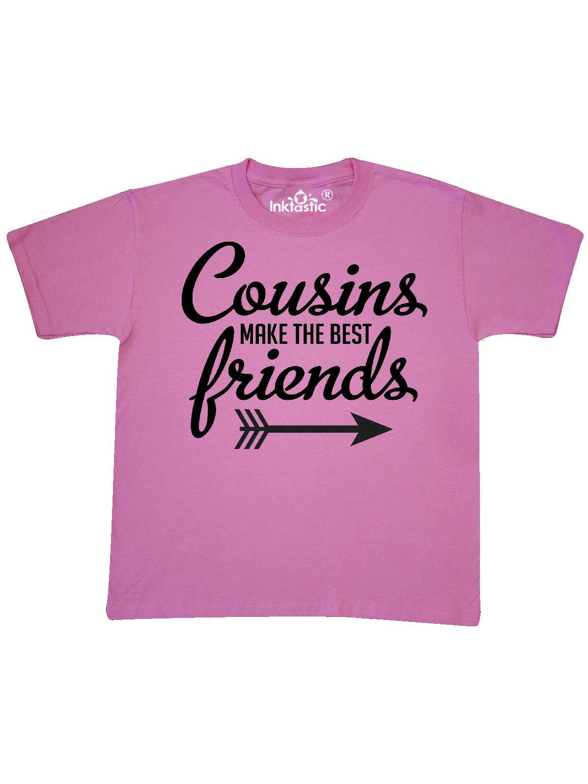 Cousins Make The Best Friends with Arrow Youth T-Shirt